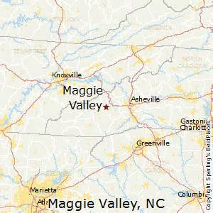 best places to live in maggie valley carolina