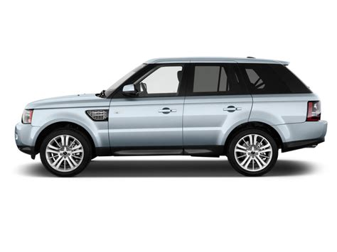 range rover side view 2012 land rover range rover sport side exterior view