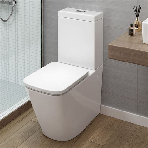 Modern Toilet And Bathroom Designs by Modern Coupled Toilet And Cistern Florence Square