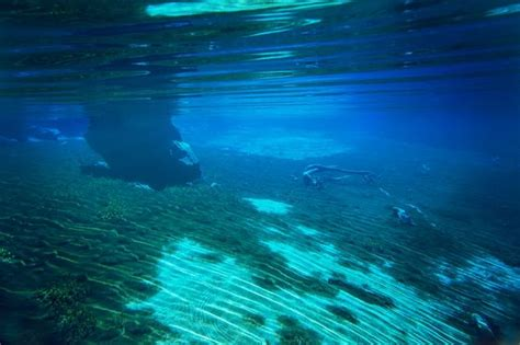 clearest water in the us photos the clearest lake on earth