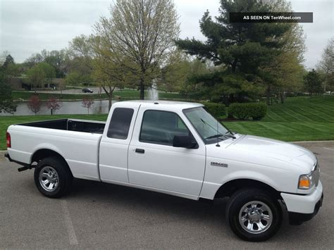 Ford 4 Door Truck by 2009 Ford Ranger Xlt Extended Cab 4 Door 4 0l