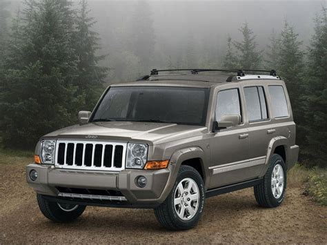 Jeep Commander Safety Chrysler To Recall 469 000 Model Jeeps For Faulty