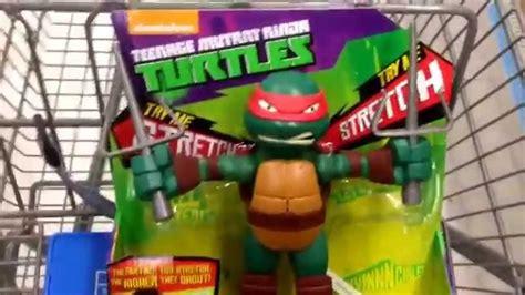 stretch n shout figure tmnt quot stretch n shout raphael quot turtle figure
