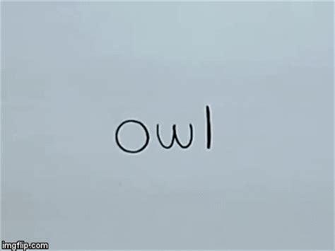 tutorial menggambar owl asah kreatifitas dengan bikin gambar burung hantu dari