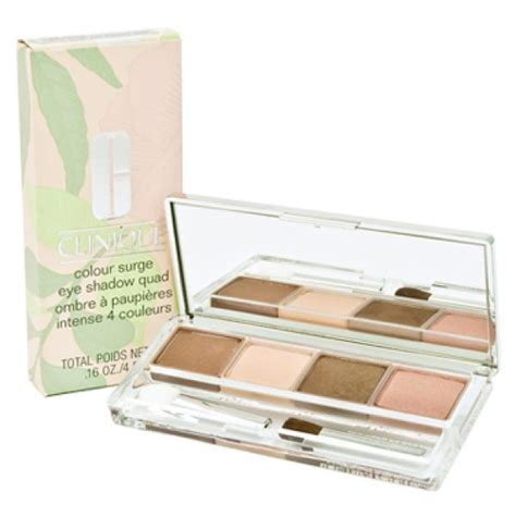 A Surge Of Colour For The Product by Clinique Colour Surge Eye Shadow 4 Colours Health