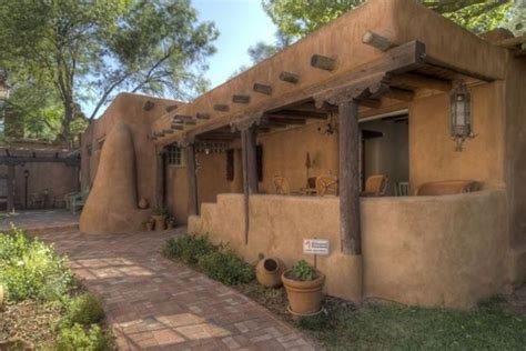 adobe homes santa fe adobe abode photos wsj