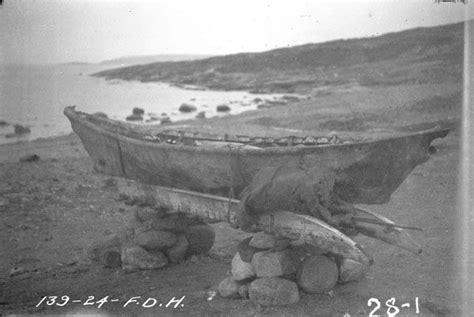 umiak boat native umiak boat arctic knowledge and mythology
