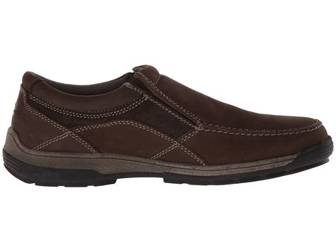 nunn bush all terrain comfort shoes nunn bush lasalle twin gore moc toe slip on all terrain