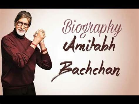 amitabh bachchan biography in hindi youtube amitabh bachchan full biography in hindi youtube