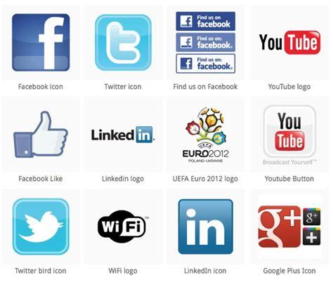imagenes y nombres de redes sociales 187 logos vectoriales de empresas y redes sociales