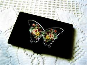 butterfly business card holder butterfly business card holder credit card by