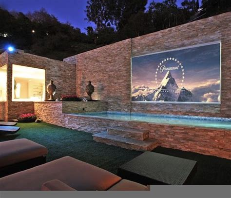 projector for backyard movies 1000 ideas about home cinema projector on pinterest