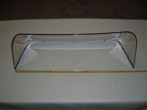 boat t top windshield find windshield windscreen plexiglass winns center counsel