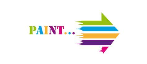 design logo in paint 30 bright multicolor logo designs for inspiration