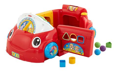 fisher price smart car new fisher price laugh learn smart stages crawl around