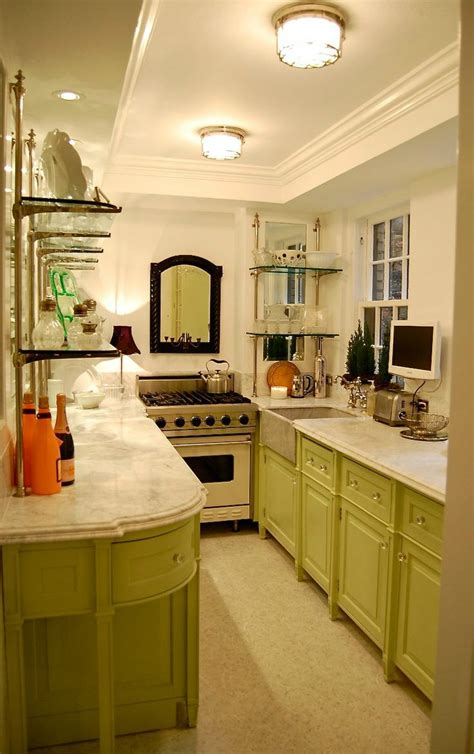 Galley Kitchen Layouts Ideas by 47 Best Galley Kitchen Designs Decoholic