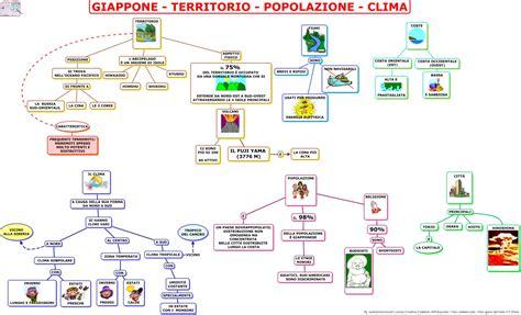 centrale giapponese mappa giappone territorio popolazione clima pearltrees
