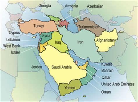 middle east map world world map maker