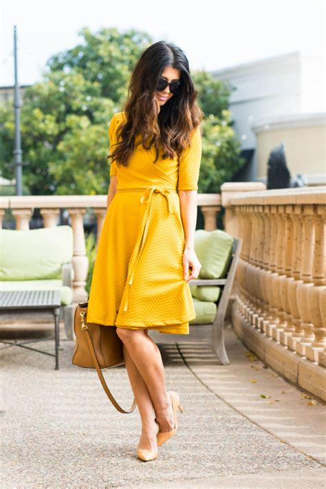 the perfect yellow dress giveaway
