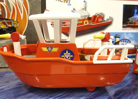 fireman sam neptune boat penny figure titan fireman sam toys