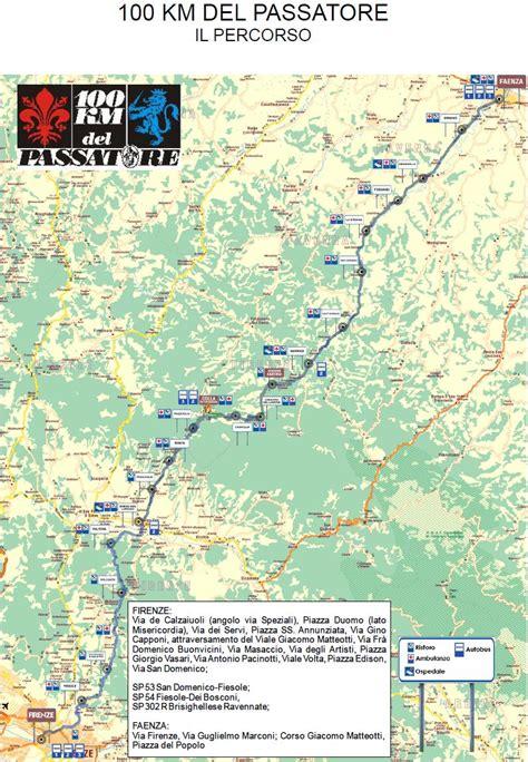 ufficio di collocamento faenza 100 km passatore orari percorso e tappe citt 224