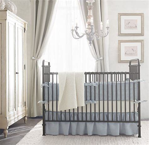 Restoration Hardware Iron Crib by 17 Best Ideas About Iron Crib On Babies
