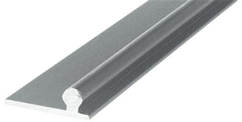 aluminum 96 inch sliding screen door rail pld1660 65