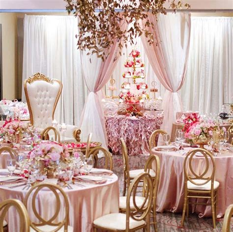 pink bridal shower themes 21 unique bridal shower themes any will stayglam