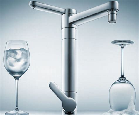 hi tech kitchen faucet hi tech kitchen faucets for trendy homes hometone home