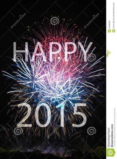 new year fireworks burswood 2015 buon anno 2015 con i fuochi d artificio fotografia stock
