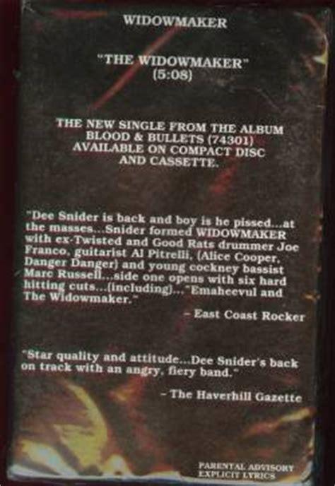 Widowmaker Blood And Bullets widowmaker usa 1 complete achievements