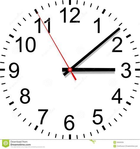 clipart orologio quadrante di orologio illustrazione vettoriale