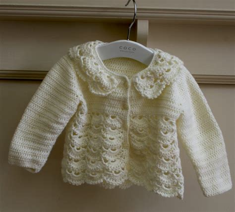 crochet baby cardigan pattern 171 design patterns