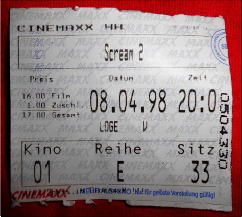 cinemaxx englisch kino karte deutschlandpremiere von scream 2 im hamburger