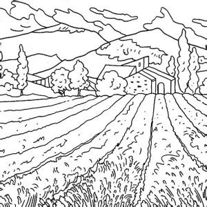 river bank coloring page beautiful river bank landscape of nature coloring page