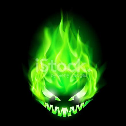 Fiery Monster Stock Vector   FreeImages.com
