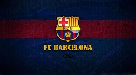 barcelona team wallpaper free download fc barcelona logo wallpaper download hd wallpapers