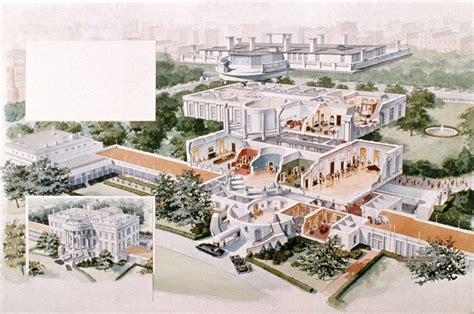 white house details new book quot look inside quot features brilliant cutaway illustrations business insider
