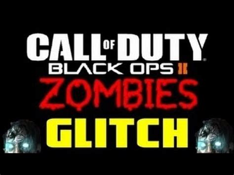 tutorial zombies bo2 bo2 zombies glitch tutorial and gameplay youtube
