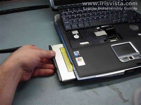 toshiba satellite 5205 disassembly guide
