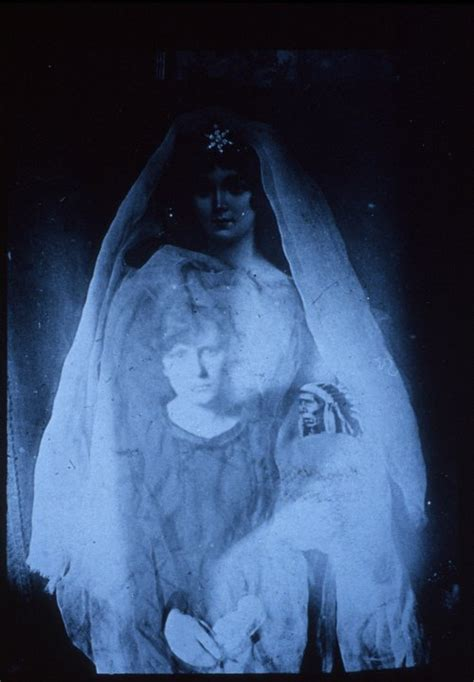 real ghost spirit photography real ghost pictures or early trick photography you decide