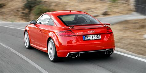 audi tt rs coupe review  caradvice