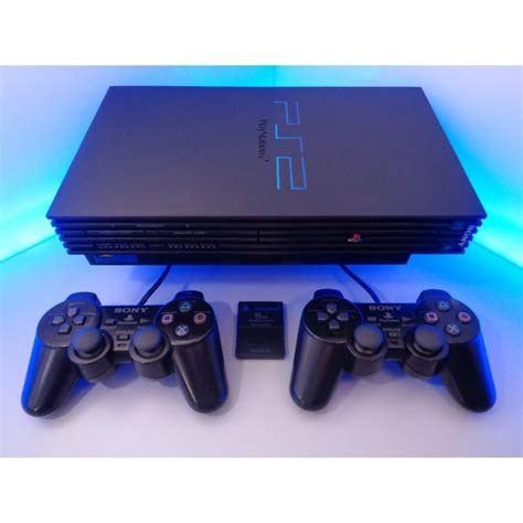 Play Station 2 playstation 2 pal black xq gaming