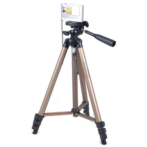 Kualitas Terjamin Tripod Weifeng Portable Stand 4 Section Aluminum weifeng portable lightweight tripod stand 4 section aluminium legs with brace wt 3130