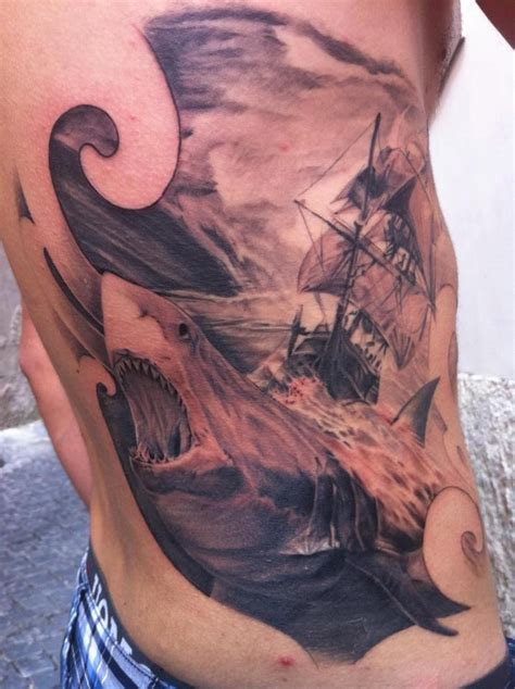 cool shark tattoos 55 best tattoos images on gorgeous tattoos