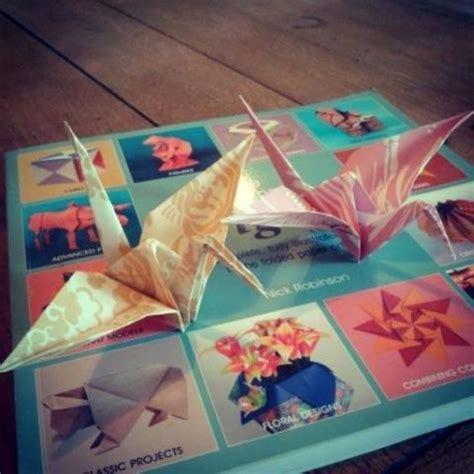 cara membuat kolase ikan dari kertas cara membuat burung dari kertas origami iboxe