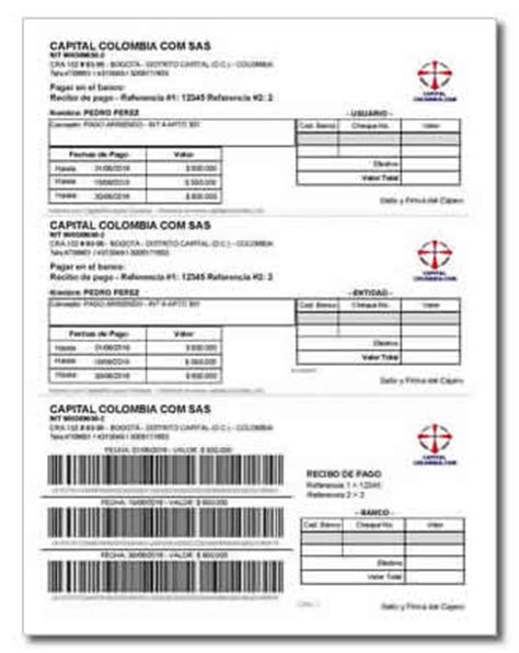 Imprimir Factura Izzy | facturas de pago izzi capital colombia capitalrecaudo