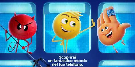 emoji il film emoji accendi le emozioni primo trailer per il film sony