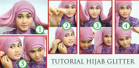 tutorial hijab untuk wisuda terbaru 2015 cara memakai hijab untuk wisuda terbaru