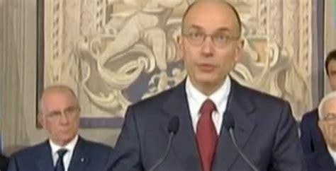 enrico letta data di nascita governo enrico letta ha scelto i ministri saccomanni all